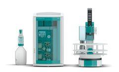 Metrohm - Model ProfIC Vario 14 AnCat - Professional IC Vario System with Metrohm`s Intelligent Pick-up Injection Technique (MiPuT)