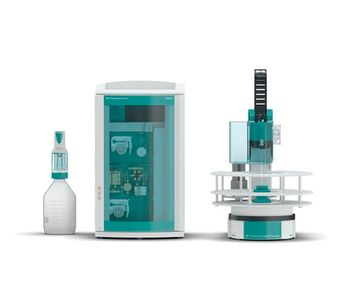 Metrohm - Model ProfIC Vario 7 Anion - Professional IC Vario System with Inline Dilution and Inline Dialysis
