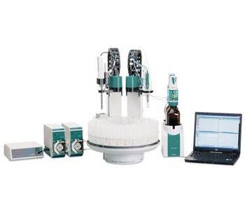 Metrohm - Model 2.815.1110 - 815 Robotic Titration Soliprep