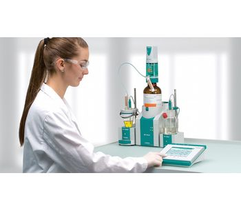 Karl Fischer - Coulometers: Titrators for Low Water Content Analysis