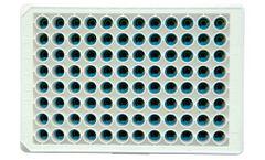 Metrohm - Model 96X110GNP - 96X Gold Nanoparticles modified Screen-Printed Carbon Electrode