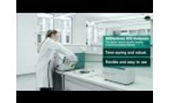 NIRSystems XDS Analyzers - Pharmaceutical Testing Video