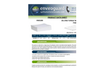 EnviroGuard - Model HWS200 - Oil Only Single Weight Bonded Pad (200s) - Brochure