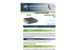 EnviroGuard - Model HGS100 - Universal Single Weight Bonded Pad - Brochure