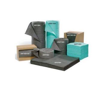 FineFibre - Model SKU: FFP  - Sorbents Pads