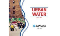LaMotte - Model 5918 - Urban Water Test Kit - Brochure