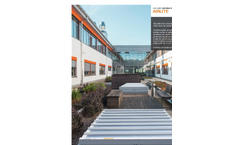Airlite - Highly Insulated Natural Louvred Ventilator - Brochure