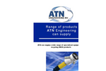 ATN Engineering Range of Products - Brochure