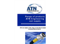 ATN Engineering Range of Products - Brochure