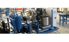 ATN - Cathode Ray Tube Separation Plant Dry Cutting