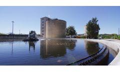 Sludge reduction for municipal wastewater treatment