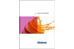 Pieralisi - Fruit and vegetable juice - Brochure