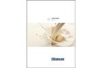 Pieralisi - Vegetable milks - Brochure