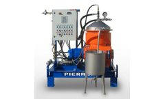 Pieralisi - Model FPC 6 BW 44 - Centrifugal Separators with Automatic Discharge