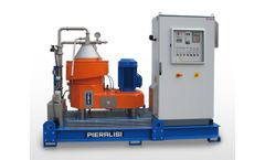 Pieralisi - Model FPC 18 BW 43 - Centrifugal Separators with Automatic Discharge