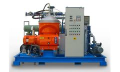 Pieralisi - Model FPC 12 MO 32 - Centrifugal Separators with Automatic Discharge