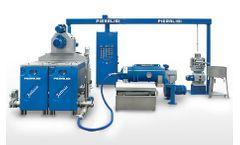Pieralisi - Model Fattoria - Continuous Processing Plant