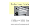 ChemScan - Analyzers Filtering Options - Brochure