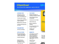 ChemScan UV-2150/N Wastewater Ammonia and Nitrate Analyzer - Brochure