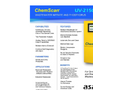 ChemScan UV-2150/NoP Wastewater Nitrate And Phosphorus - Brochure