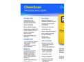 ChemScan UV-6101 Process Analyzers - Brochure