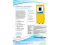 ChemScan mini Mono Monochloramine Analyzer - Brochure