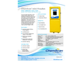 ChemScan mini FreeAm Free Ammonia Analyzer - Brochure