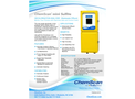 ChemScari mini Sulfite Dechlorination Analyzer - Brochure