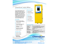 ChemScan mini Silica Single Parameter In-Line Analyzer - Brochure