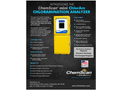 ChemScan ChlorAm Chloramination Analyzer - Brochure