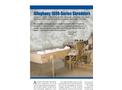 Allegheny - Model 1000-Series - High Capacity Shredders