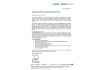 Durag - Model D-FL 200 - Volume Flow Measuring System Brochure