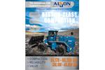 Advantage 500 Landfill Compactor by Aljon / C&C Mfg.