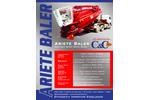 Bonfiglioli Ariete Portable Scrap Metal Baler - Brochure