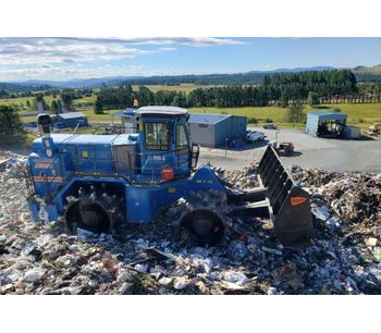 Aljon Series by C&C Manufacturing - Model Advantage 525 Landfill Compactor - Best Overall Value