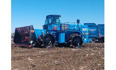 Aljon Series by C&C Manufacturing - Model Advantage 600 Landfill Compactor - World Class Heavyweight