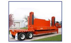 Aljon Series by C&C Manufacturing - Model Impact 5 - Car Crusher with Revolutionary Quad-Post Guide System