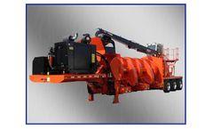 Aljon Series by C&C Manufacturing - Model 500CL - Car Logger/Baler