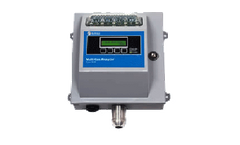 Model SCA  - Single Channel Stand Alone Fixed Gas Detector