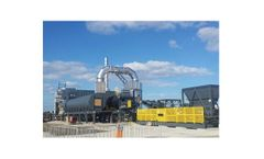 Tarmac - Model DFS7 - Super 7′ x 27′ Diameter - Direct Fired Rotary Thermal Remediation Plant