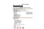 ConoCrete FastPatch - Model No. 149 - Part A, Hardener - MSDS