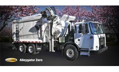 Labrie - Model Alleygator Zero - Waste Collection Technology