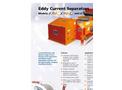 RevX-E Eccentric Eddy Current Separator