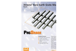 ProGrade Round Xtreme Rare Earth Magnetic Grate Brochure
