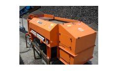 Model REVX-E - Eccentric Eddy Current Separator