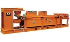 Eriez ProSort - Model II - Eddy Current Separators