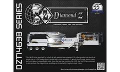 Diamond Z - 1463BT - Industrial Tub Grinder - Brochure