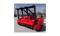 BULL HOG - Model BH074 H - Hydraulic Machine Attachment