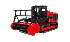 Fecon - Model FTX128L - Mulching Tractor
