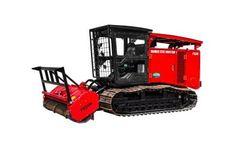 Fecon - Model FTX290 - Mulching Tractor